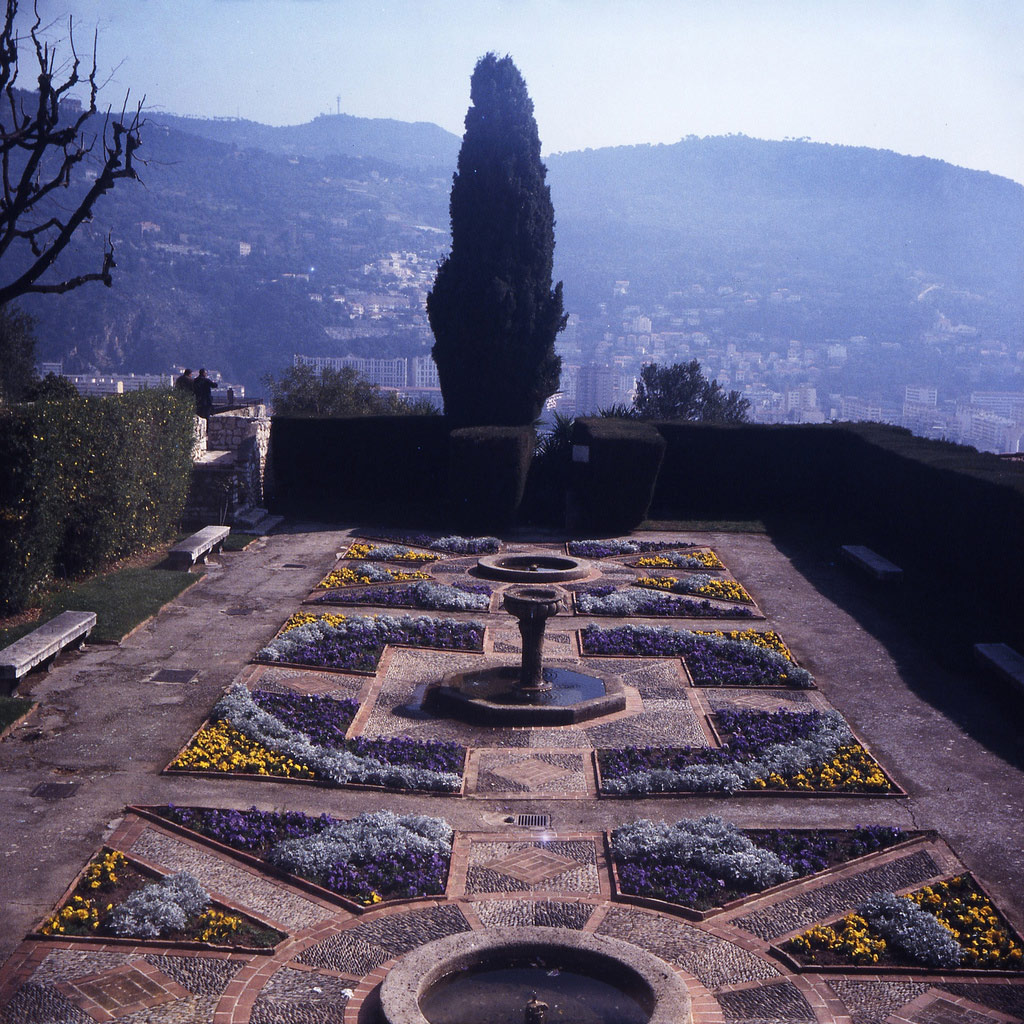 Jardin du monast re de cimiez for Jardin nice