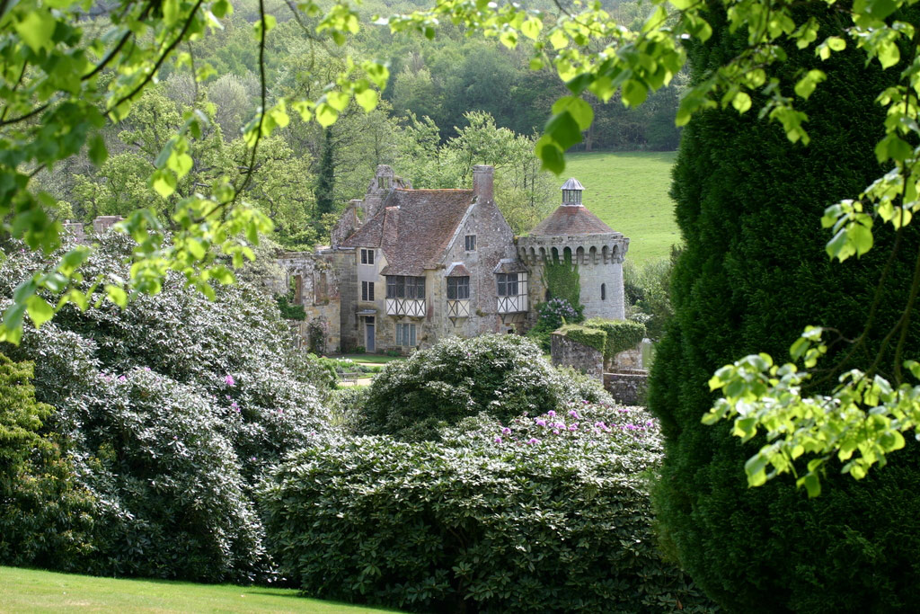 Scotney Castle Garden (Lamberhurst) - 2018 All You Need to Know ...