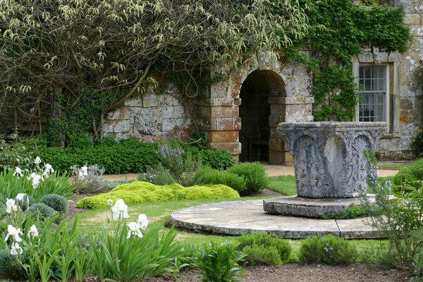 Scotney Castle Garden, Kent