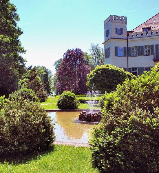 Possenhofen Schlosspark
