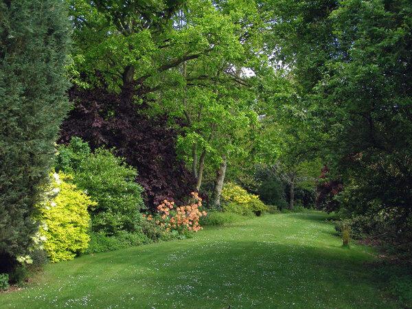 Evenley Garden