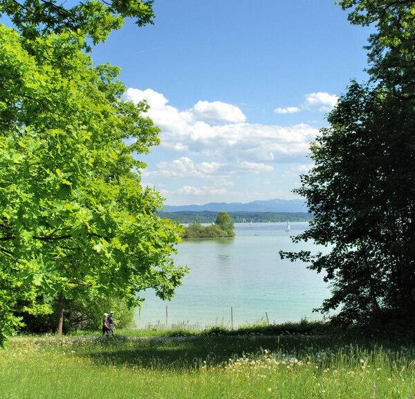 Starnberger See, Feldafing Park