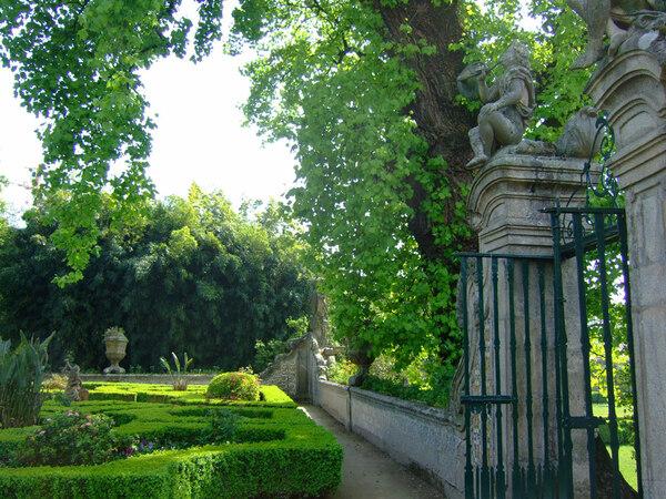 Jardim do Museu dos Biscainhos, Braga
