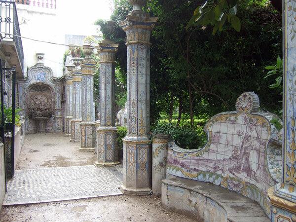 Quinta dos Azulejos, Portugal