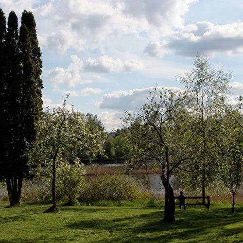 Stora Hyttnäs Garden