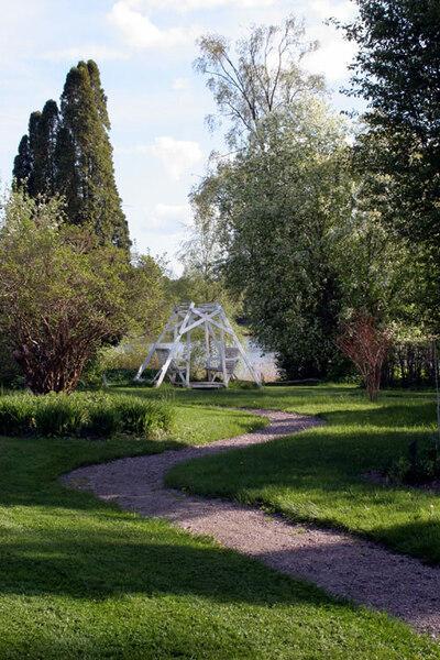 Stora Hyttnäs Garden, Sweden