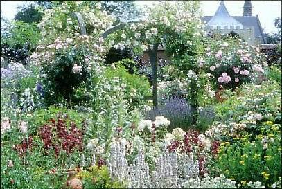 Coughton Garden