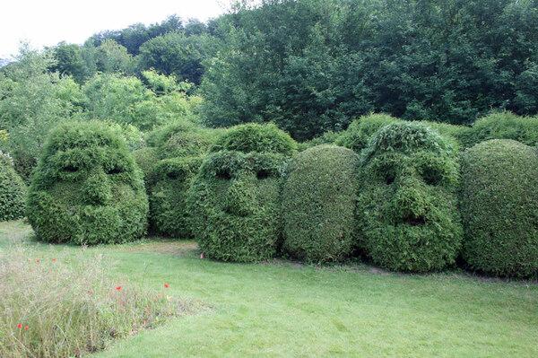 Jardins de Sericourt, France