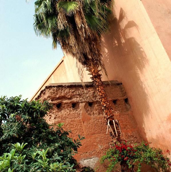 Saadian Tombs, Morocco