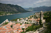 Medium montenegro kotor houses original