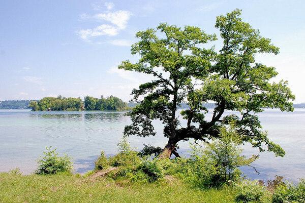 Roseninsel, Lake Starnberg
