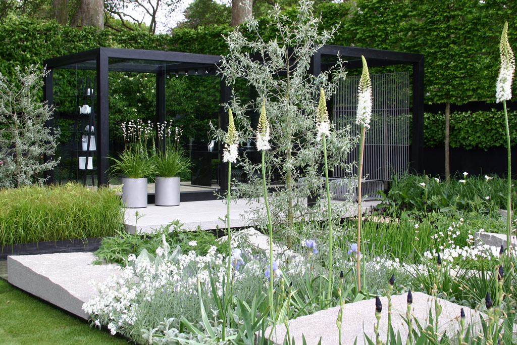 Garden designs at the rhs chelsea flower show 2009 for The best garden design