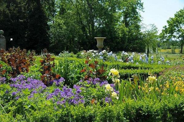 Claydon Garden
