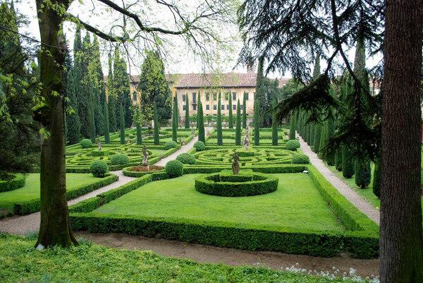 Giusti Giardino, Italy