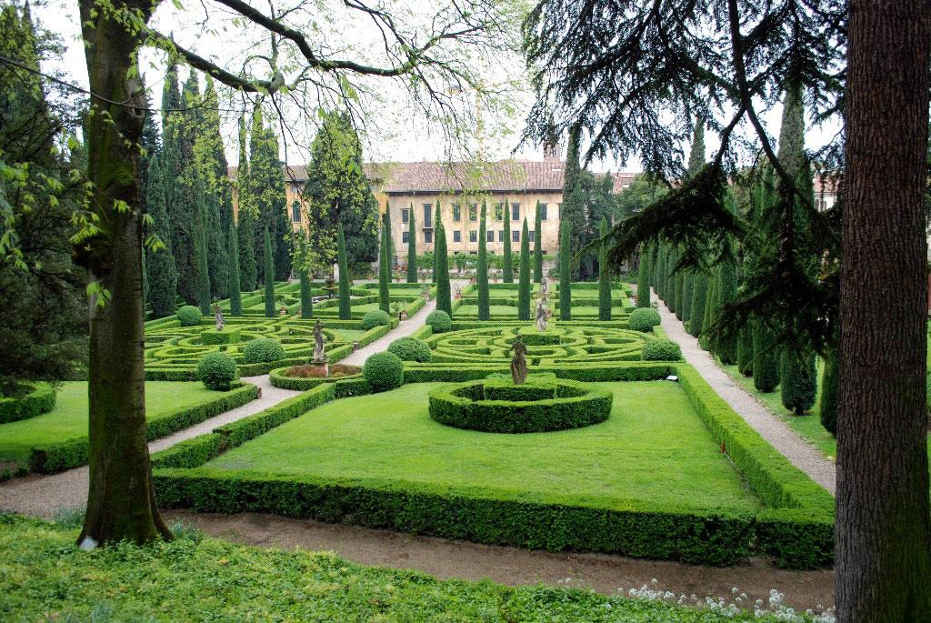 Giusti giardino