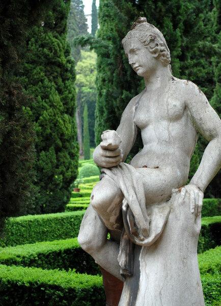 Giusti Giardino, Veneto
