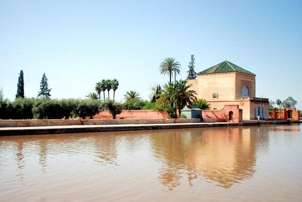 Menara, Marrakech