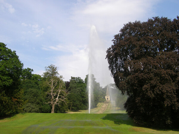 Fountain, Stanway