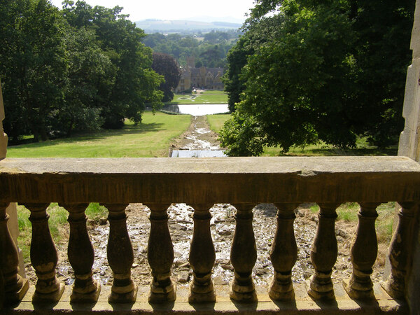 Stanway Water Gardens