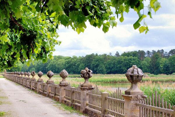Schlossgarten Seehof, Germany