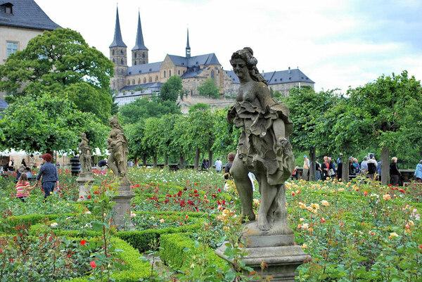Venus, Bamberg Rose Garden