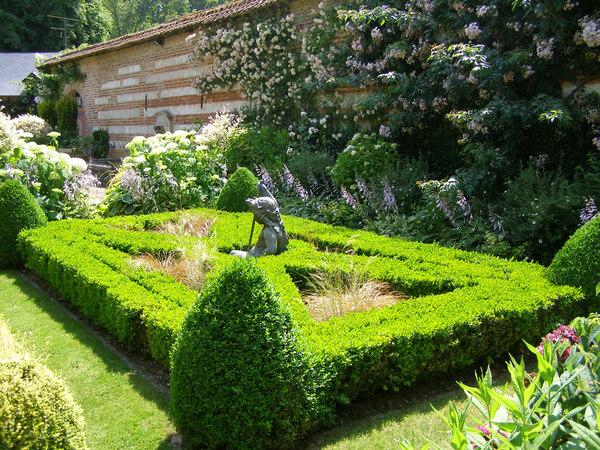 Jardins de Maizicourt, France