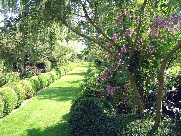 Jardins de Maizicourt, 2009