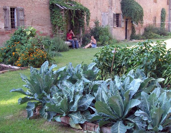 Kitchen Garden, Castello di Galeazza