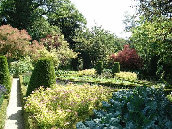Potager, Jardin Floral du Chateau de Digeon