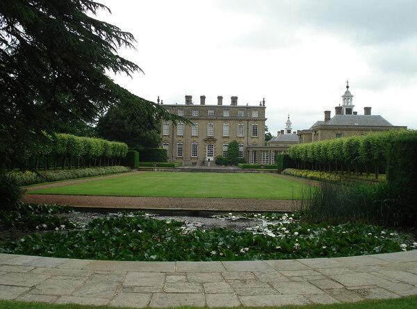 Ditchley Park Garden