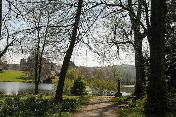 Sherborne Castle, 2009