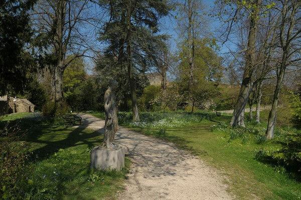 Sherborne Castle, Spring