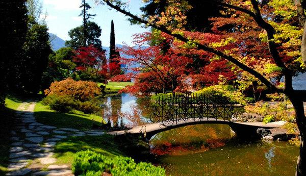 Villa Melzi Garden, Italy