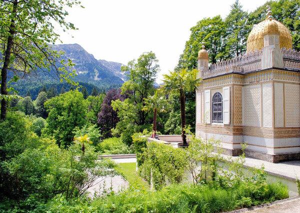 Schlosspark Linderhof, Germany