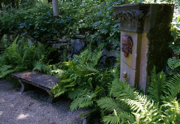 Codman House and Gardens, Massachusetts