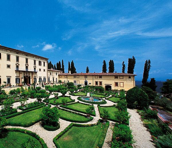 Villa Poggio Torselli Garden
