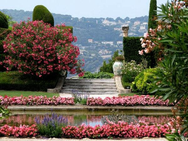 Villa Ephrussi de Rothschild, 2009