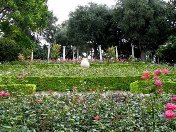 Roses, Villa Ephrussi de Rothschild