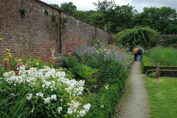 Walled Garden, Llanerchaeron