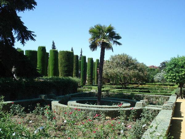 Alcázar de los Reyes Cristianos, Spain