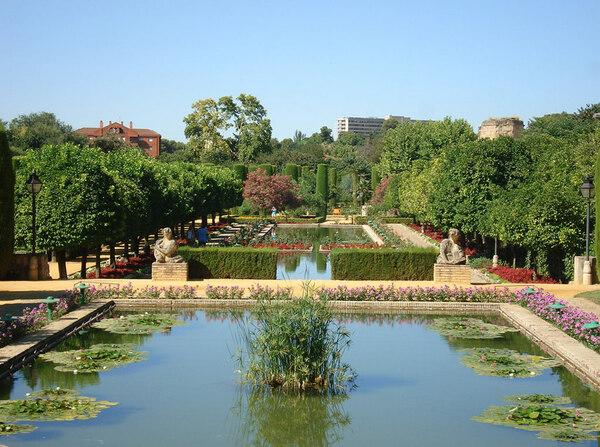 Alcázar de los Reyes Cristianos Garden