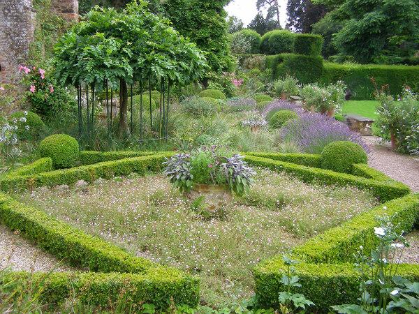 Cothay Garden, Somerset
