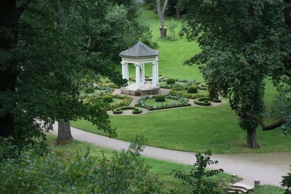 Schlosspark Tiefurt, Weimar