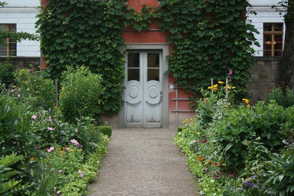 Goethe's Hausgarten, Weimar