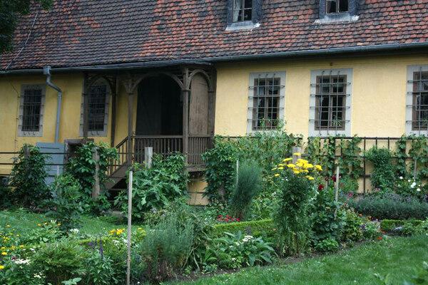 Goethe's Hausgarten, Germany