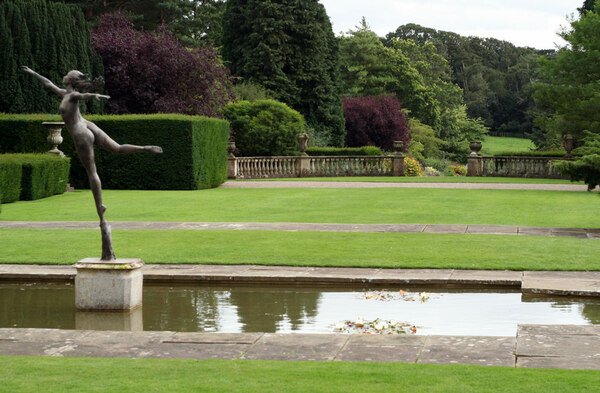 Statue, Newby Hall and Gardens