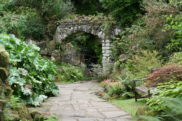 Rock Garden, Newby Hall and Gardens