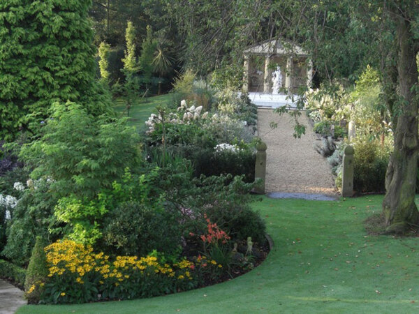 The Burrows Gardens, Derbyshire