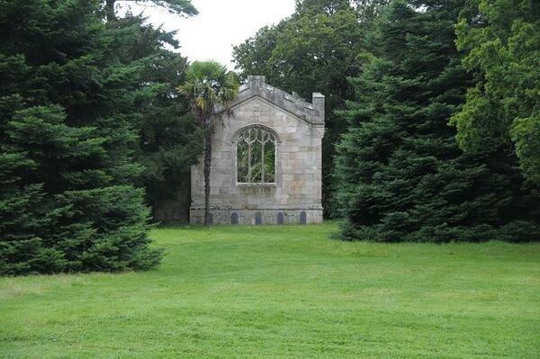 Penrhyn Castle Garden, Wales
