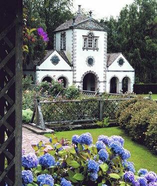 Pin Mill, Bodnant Garden